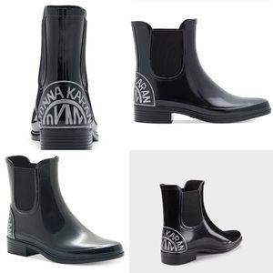 Authentic DKNY Ankle Rain Boots! Niceeeee💕💕💕